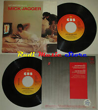 LP 45 7'' MICK JAGGER Just another night 1985 holland ROLLING STONES cd mc dvd*