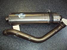 98 99 00 01 Yamaha YZF R1 Leo Vince SBK Titanium Slip On Exhaust #299