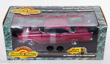 ERTL1/18 American Muscle Ready to Rumble 1957 Chevy Street Machine 7156 PURPLE