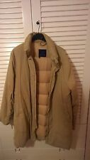 Cappotto impermeabile Moncler, beige, Tg. 3