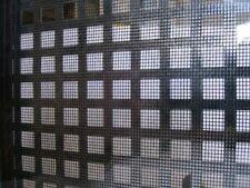 Fliegengitter für Stahlkellerfenster und Mäusegitter bis  70 cm x 45 cm