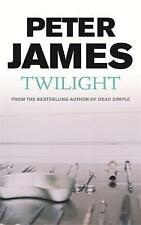 Twilight by Peter James, Book, New Paperback