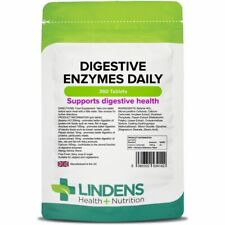 Lindens Digestive Enzymes Daily Tablets (360 pack)