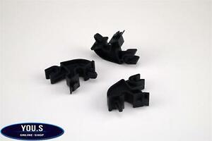 1 Clip Bracket For Bonnet Motorhaubestange For Opel Tigra B Corsa GM Vauxhall