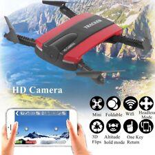 Pieghevole Drone Altitudine HD Fotocamera Selfie WIFI FPV Fuco Quadcopter Rosso