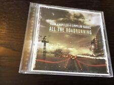 MARK KNOPFLER AND EMMYLOU HARRIS - ALL THE ROADRUNNING - CD ALBUM