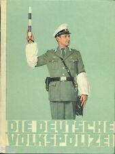 Bildband 20 Jahre Deutsche Volkspolizei der DDR 1965 VP ABV Feuerwehr Polizei