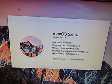 Apple Mac Mini Late 2012 2.5Ghz Intel Core i5 4GB Ram 500GB HDD    #138