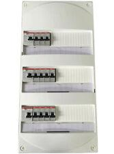 Coffret Electrique monté/câblé 3 rangées par ABB- NEUF