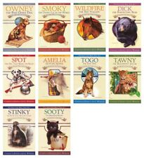NEW Set of 10 The Good Lord Made Them All Joe L Wheeler Softcover Animal Stories