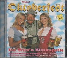 Original Oktoberfest Die Wies'n Blaskapelle CD NEU Tölzer Schützenmarsch