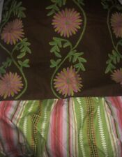 Pine Cone Hill Edelweiss Duvet Cover and Shams / Williamsburg Bed Skirt