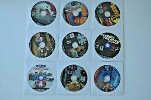 PlayStation 2 Disks Only Games Bundle Mortal Kombat Smackdown Wrestling