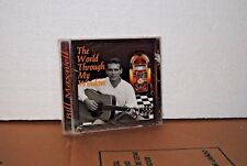 The World Through My Window Music CD Bill Maxwell New Factory Sealed