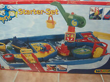 Little Capt'n Wader Starter Set Wassersystem Wasserspiel Spielzeug Neu OVP