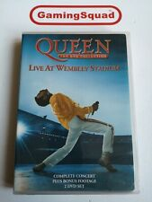 Queen Live at Wembley Stadium NTSC DVD, Supplied by Gaming Squad