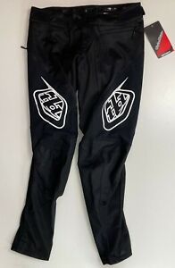 NEW Troy Lee Designs Sprint Cycling Pants Black Size 34