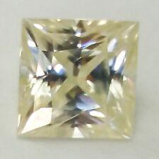 1.68 CTS 6MM VVS2 EX PRINCESS FANCY LIGHT YELLOW LAB CERTIFIED LOOSE DIAMOND