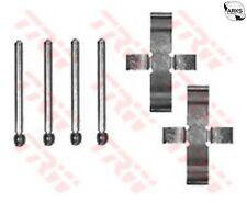 TRW Accessory Kit, disc brake pads - PFK64