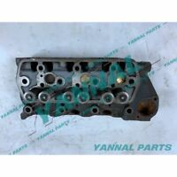 Mitsubishi K3D Complete Cylinder Head Assy With Valves