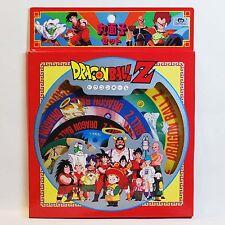 Dragonball Z Menko 10 Cards Box Set MIB 1980s original vintage Japan Amada