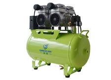 Dental 60L Oilless Air Compressor GA-82 1600W 310L/min Energy-saving & Silent