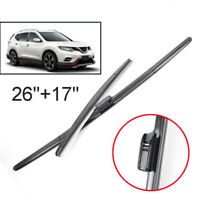MTEC Sports Windshield Wiper Blades for Acura MDX 2007-2011 Version 2