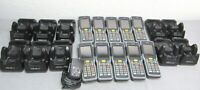 10X Psion Teklogix Neo PX750 Bluetooth WiFi Mobile Computer / Scanner + Dock