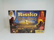 Risk Lord of The Rings Risko Der Herr Der Ringe Rare German Edition