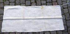 Antiker Leinen Sack Mehlsack Bauernleinen Getreidesack ~ 1900 antique linen sack