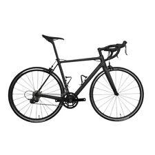 48cm Road Bicycle Carbon Frame Fork 700C Alloy Wheel Clincher seatpost V brake