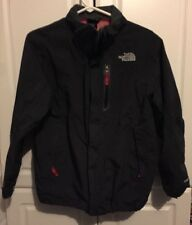 The North Face Hyvent Waterproof Shell Rain Jacket Boys L Ski Explorers Gear