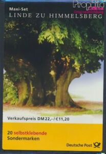FR of Germany MH45 unmounted mint / never hinged 2001 Natural Monuments (8910546