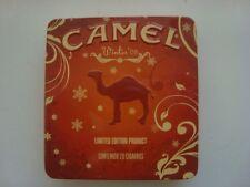 CAMEL - MEXICO - METAL TIN - WINTER 08
