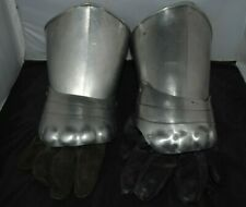 First Knight Screen Used Gauntlets Gloves Sean Connery Richard Gere COA RARE