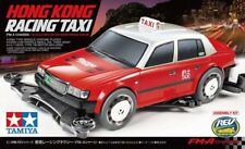 Tamiya 92402 Mini 4wd Racer Limited 1/32 Hong Kong Racing Taxi Fm-a Chassis