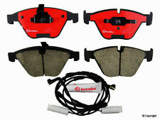 BREMBO BMW 328i 328xi x1 sDrive28i Front Pads Disc Brake Pad Set Sensor Kit NEW