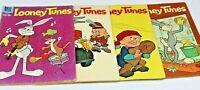 DELL looney tunes comics lot of 4 no.245, 227, 226, 221 vintage nice condition