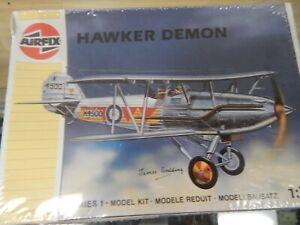 Airfix 1/72 SCALE PLASTIC KIT  Hawker Demon