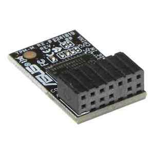 ASUS 14-1 Pin TPM Module Trusted Platform Module TPM-M R2 / Windows 11 Ready