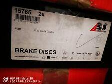Brake Disc A.B.S. 15765 solid audi a80
