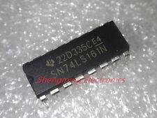 10PCS SN74LS161N HD74LS161AP 74LS161 DIP-16
