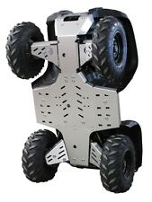 Iron Baltic Yamaha Grizzly (550/700) Aluminum – FULL SKID PLATE (All Years)