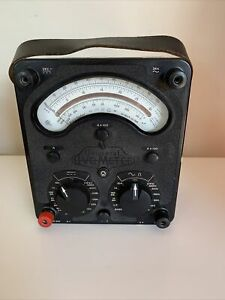 Vintage Universal Avo Meter - Model 8.v4  Build Date September 1969