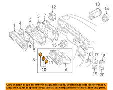 VOLVO OEM 98-00 V70 Dash Cluster Switch-Heater Control Knob 9171637