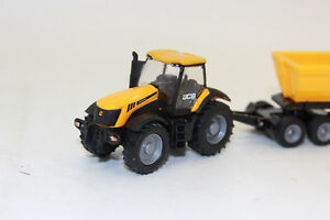 Siku 1858 Tractor With Dolly And Dump Body 1:87 H0 New