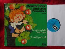 Pumuckl und die Obstbäume + Pumuckl paßt auf      Columbia LP