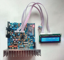 AM MW RADIO BAND DIGITAL LCD DDS TRANSMITTER 40 WATT PEP