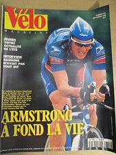 VELO MAGAZINE N°357 : SEPTEMBRE 1999 : ARMSTRONG A FOND LA VIE - BANESTO 10 ANS