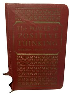 THE POWER OF POSITIVE THINKING 1952 BY NORMAN VINCENT PEALE
